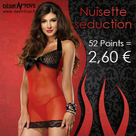Nuisette séduction!