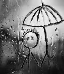 Un peu de pluie..