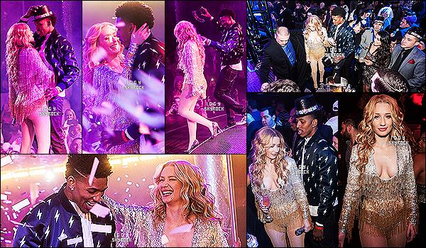 . 31/12/14 : Iggy a fêté nouvel an dans une boîte de nuit Drai's Nightclub  à Las Vegas où elle y a aussi performé J'adore sa tenue, elle est vraiment sublime et sexy dans sa petite combinaison et pour couronner le tout un beau maquillage et des cheveux superbes  .