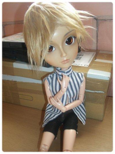 Yoshiki ♥ / Réservé