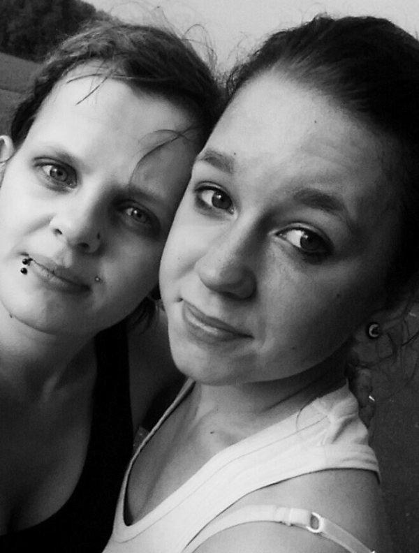 Allison, ma soeur de coeur, mon tous, ma confidente.