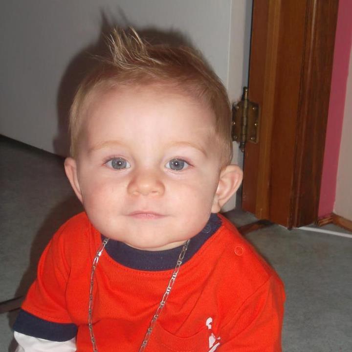 Mon neveux Djesy :$