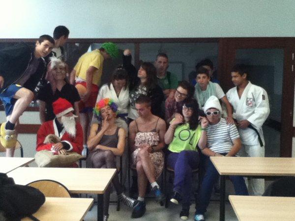 The class 2nd LT