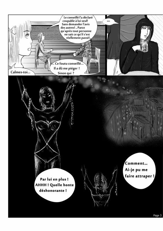 Eternal dead chapitre 1 - 1/3