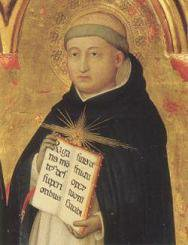 Un frère se moque de Saint Thomas d'Aquin !