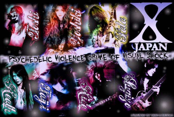 Psychedelic Violence, Crime Of Visual Shock.