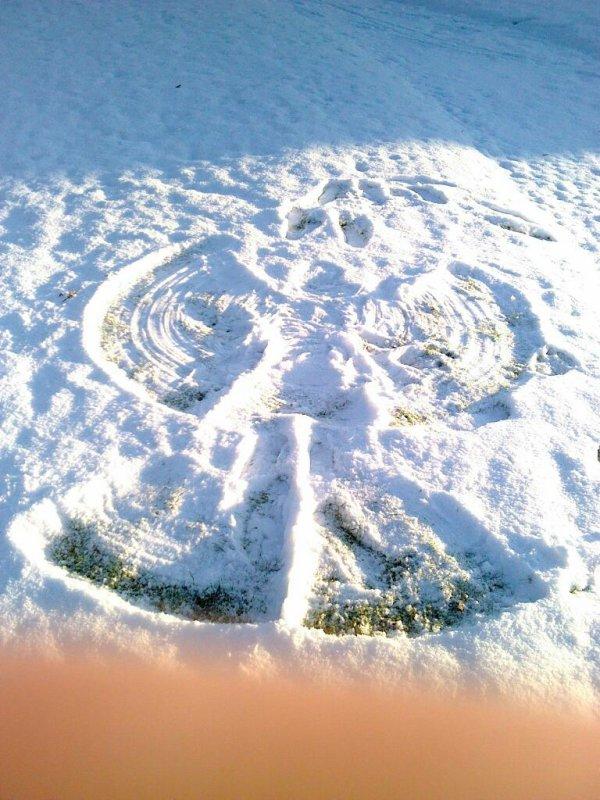 Vive la neige ! ;D