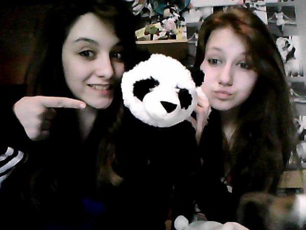 On vous présente Panda ! :p