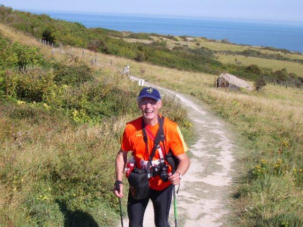 Trail côte d'Opale 1