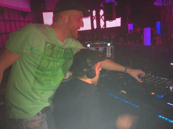 Stéphane DEMIRDJIAN, DJ au high club de Nice