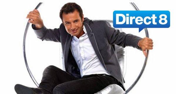 """Stéphane DEMIRDJIAN, """"mon incroyable histoire"""" sur direct 8"""