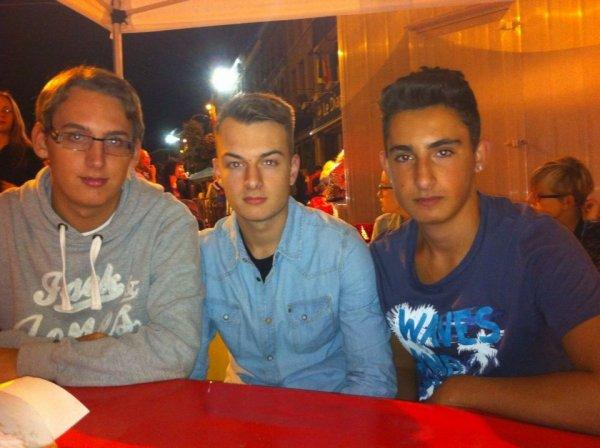 Les frères <3
