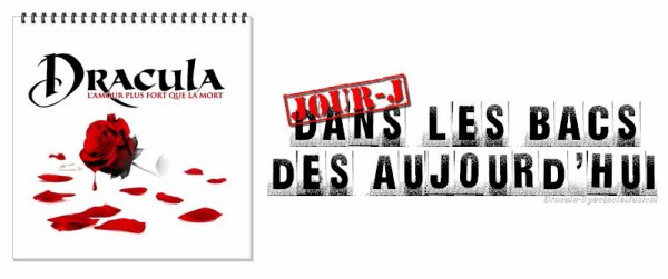 """Dracula """"L'amour plus fort que la Mort"""" dans les bacs"""