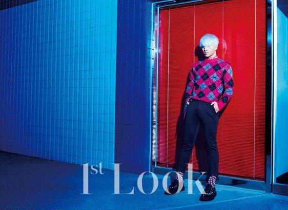 Photos de Taeyang pour 1st Look