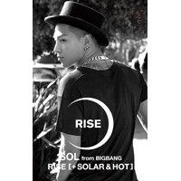 """YGEX dévoile les détails des différentes éditions de """"Rise"""" de Taeyang"""