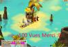 100 Vue déjà merci beaucoup ;)