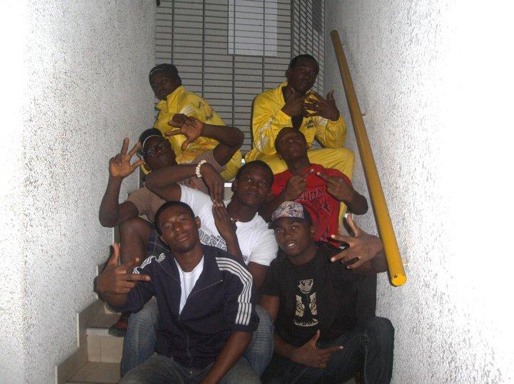 hot clan danse (dance hip hop)cameroun
