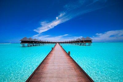 Le paradis...