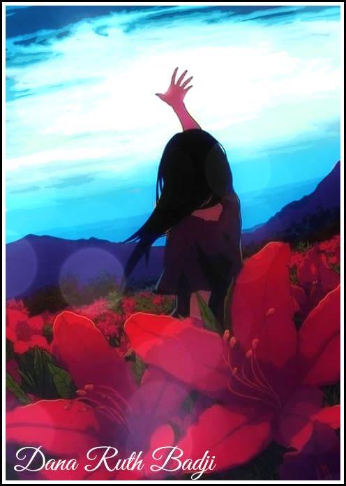 [ Mon chant éternel ] - Chapitre 1 : Rencontre dans un champs de fleurs.