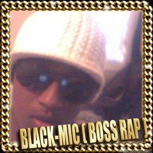 Simo : Black-Mic A.k.A BOSS RAP