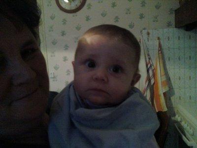 alicia  et maman