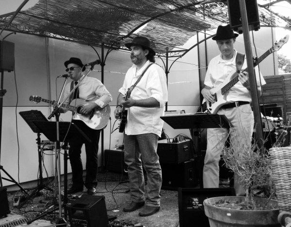 Le GISC(réservoir d'Artistes) organise le 14 Août 2012 JAZZ O CANAL.
