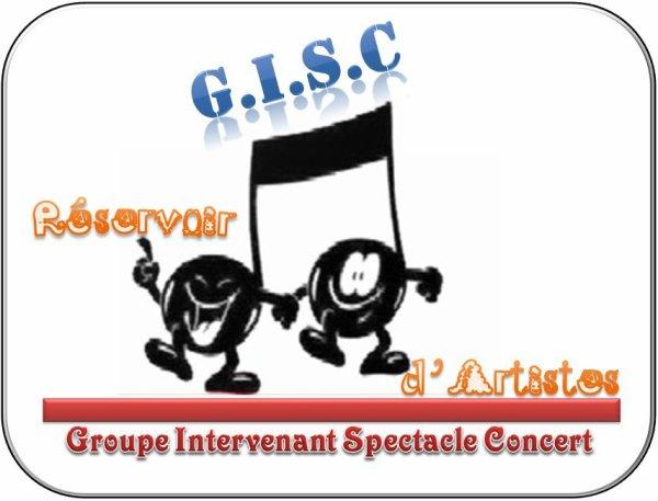 l'association GISC /réservoir d'Artistes remercie les Partenaires ,les bénévoles , les artistes et le  publics d'avoir participer au jazz o canal  2012  pour cette belle soirée concert avec le groupe 2 sans 3