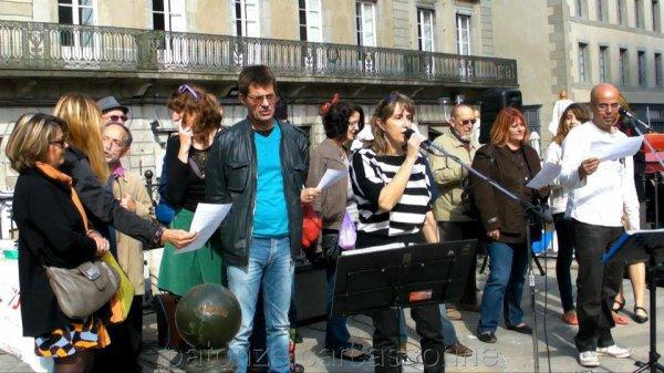 NELLY à la scène ouverte animé par le GISC Mercredi 17 Octobre - salle Joë Bousquet - Mairie (Ancienne), 32 rue Aimé Ramond  Journée Mondiale du Refus de la Misère