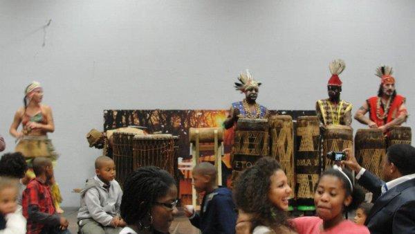 SOIREE AFRICAINE DU 17 NOVEMBRE A CARCASSONNE ANIME PAR LE GISC  ET LA PALANCA