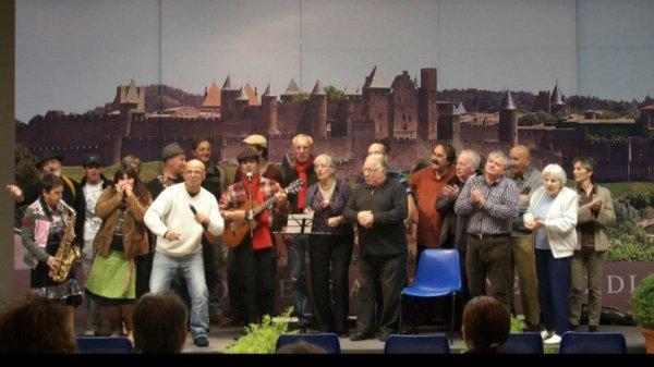 GISC/ RESERVOIR D'ARTISTES 2012 ORGANISE  2 Scènes ouvertes