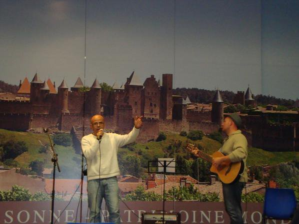 L'association gisc à Carcassonne  Vous invitent à sa  dernier scène ouverte 2012