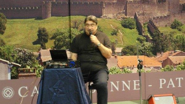 Patonze Carcassonne avec Lakhdar Nehari. photos scéne ouverte du 21 décembre 2012