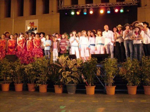 FESTIVAL PLACE A LA DANSE A CARCASSONNE   A l'occasion de la journée mondiale de la santé