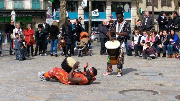 06° FORUM CONTRE ALZHEIMER :FESTIVAL PLACE A LA DANSE  A Carcassonne : GISC