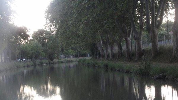 CROISIERE BLUES Ô CANAL DU GISC A CARCASSONNE