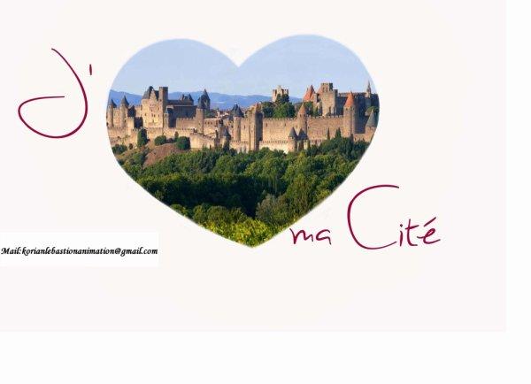 """Au c½ur de la cité de Carcassonne Porte ouverte à la maison de retraite  """"QUELLE BONHEUR POUR NOS ANCIENS"""