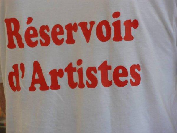 LE SAMEDI 05 OCTOBRE 2013 A 19H00  LE GISC : Présente le projet : RÉSERVOIR D'ARTISTES 2014 :  et Réunion pour un collectif  à partir de 19 H00 A LA SALLE DU RESTO L'AMI D'OR. 55 ALLEE D'IENA.CARCASSONNE