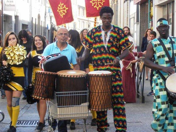 SCÈNE OUVERTE GISC : réservoir d'artistes SOIRÉE AFRICAINE  AVEC L' AMICALE DES CONGOLAIS DE L'AUDE (AMCA)