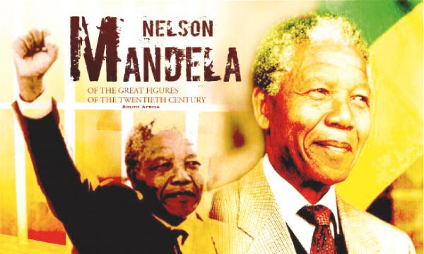 SCÈNE OUVERTE, en hommage à  Nelson Mandela
