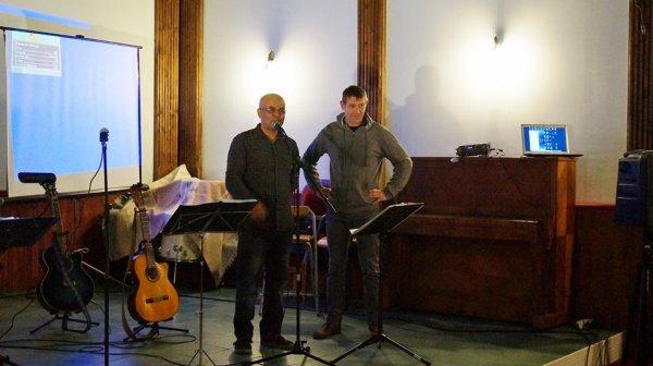 Le 4 janvier 2014,le GISC a organisé une scène humaine en hommage à Nelson Mandéla.