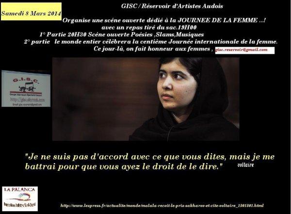 le monde entier célèbrera la centième Journée internationale de la femme. Ce jour-là, on fait honneur aux femmes,