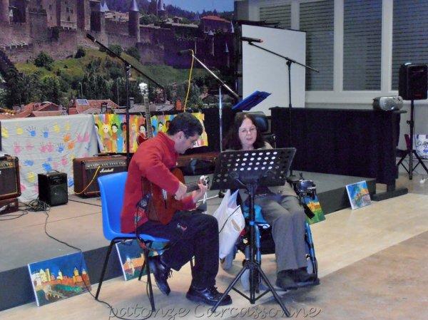GISC réservoir d'Artistes Audois : 2014:16H00 : Salle Joe Bousquet  « ancienne mairie  Scène Ouverte :Danses, chants, poésies, slams Théâtre Impro.