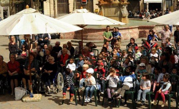 Les projet du GISC 2014 :Carcassonne. Une chaîne humaine contre Alzheimer Publié le 08/04/2014 à 03:52, Mis à jour le 08/04/2014 à 09:07