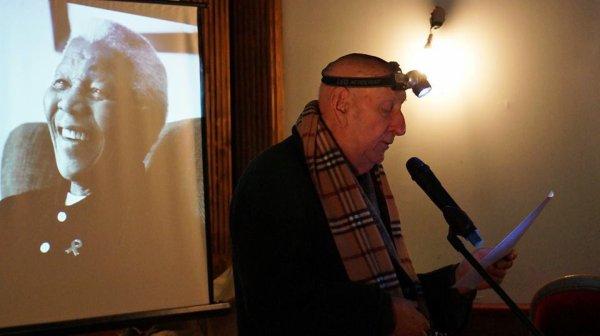 Papy jojo, de son nom de famille Georges Savi Expose  ces poésies  dans le hall du  Cap Cinéma du Pont Rouge  du Samedi 11 au Dimanche 19 octobre 2014