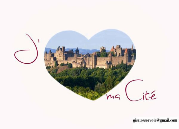 LA RANDO PHOTOS A CARCASSONNE  Maximum 20 Personnes Inscription GISC : avant le 30 AVRIL 2015