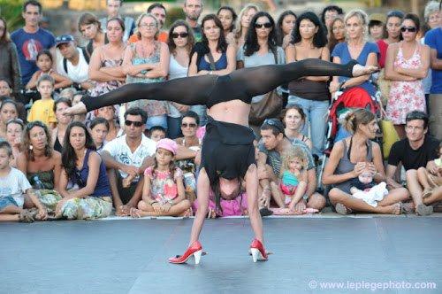 Créer du lien grâce à la danse: Le G.I.S.C, le Groupe Intervenant Spectacle Concert,