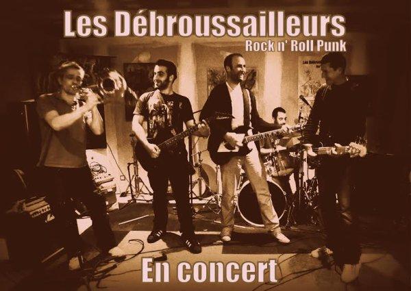 Les Débroussailleurs / Intervenant  GISC /réservoir d'Artistes 2015 a Caunes Minervoix