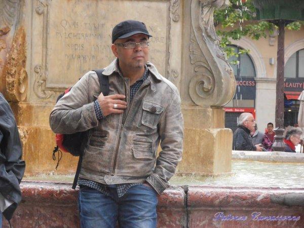 """CARTE BLANCHE AUX ARTISTES DU GISC AU CHAPEAU ROUGE..LAKHDAR SLAM """""""