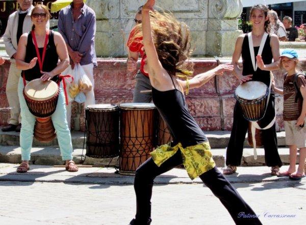 L'Association  GISC Soutien l'Action  humanitaire et solidaire de  L'association Biba-wosso vous invite à son premier BIBA FEST SAMEDI 27 JUIN : A partir de 14h salle des fêtes de Cazilhac