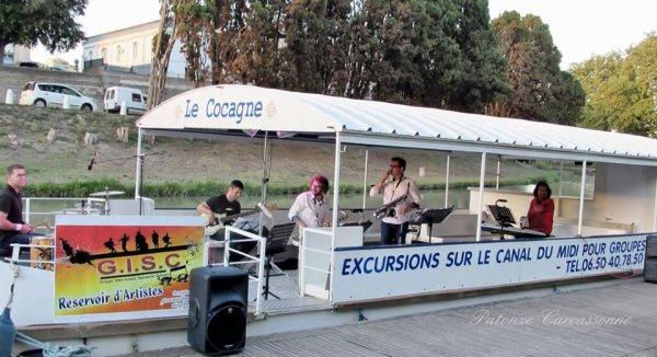 GISC: Groupe intervenant spectacle concert :Depuis Octobre 2006 :  Le lien entre génération fait du bien...